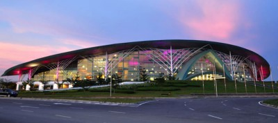 The Borneo Convention Center, owned by the corrupt Chief Minister's family, will host the 2013 IHA World Congress