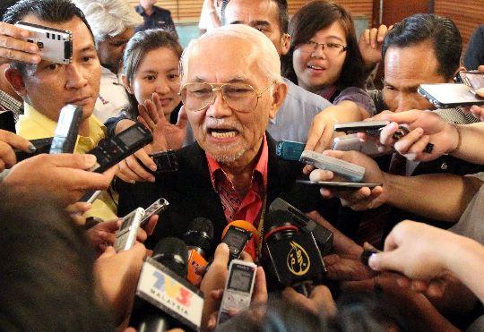 Sarawak Governor Tun Abdul Taib Mahmud